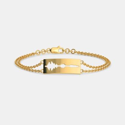 The Sound Of Love Bracelet