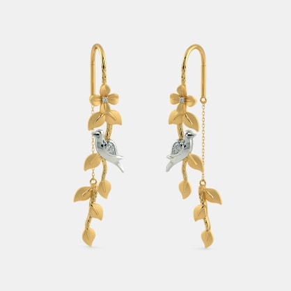 The Allovera Sui Dhaga Earrings
