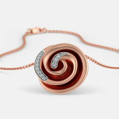 The Rosette Necklace