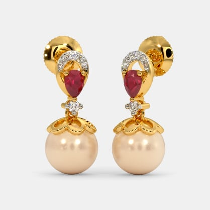 The Annisa Drop Earrings