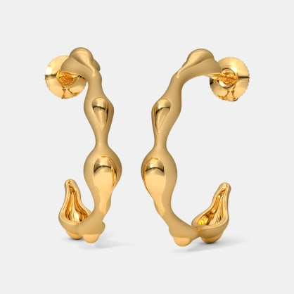 The Laselis Hoop Earrings