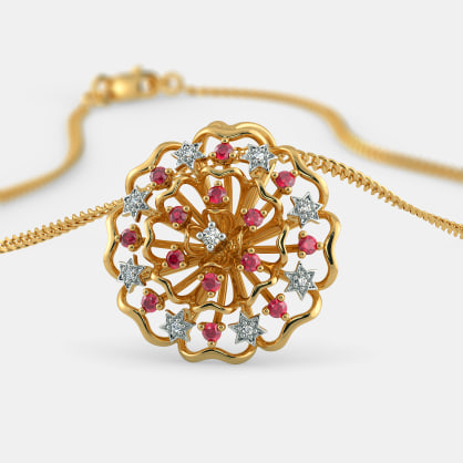 The Marigold Pendant