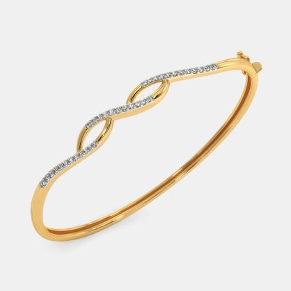 The Eulalia Oval Bangle