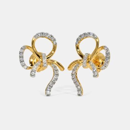 The Christo Stud Earrings