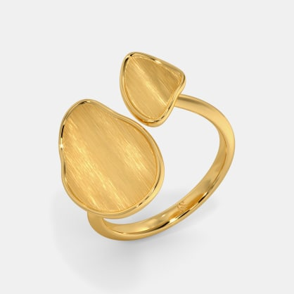 The Pazel Top Open Ring