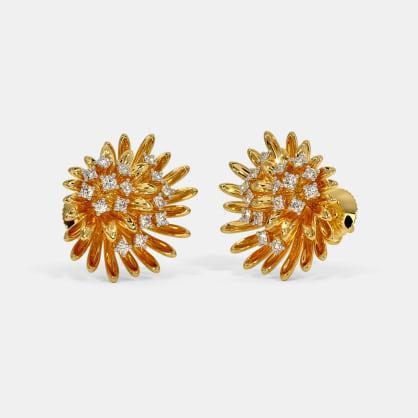 The Calix Stud Earrings