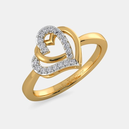 The Entwined In Love Ring