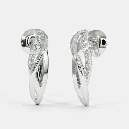 The Bente J Hoop Earrings