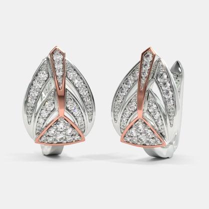 The Jordyn Huggie Earrings