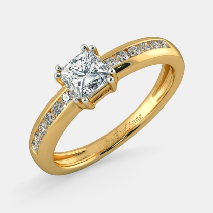 The Inspirational Panache Ring Mount