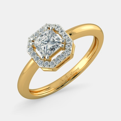 The Valiant Lady Ring Mount