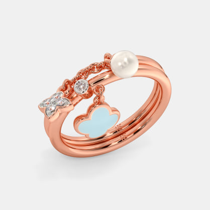 The Adweta Stackable Ring