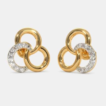 The Haley Stud Earrings