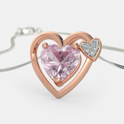 The Greshma Heart Pendant