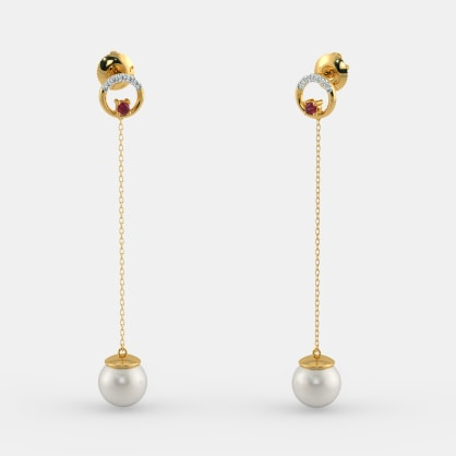 The Darla Drop Earrings