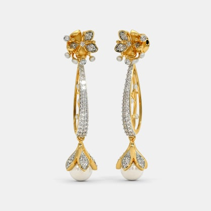 The Floreren Drop Earrings