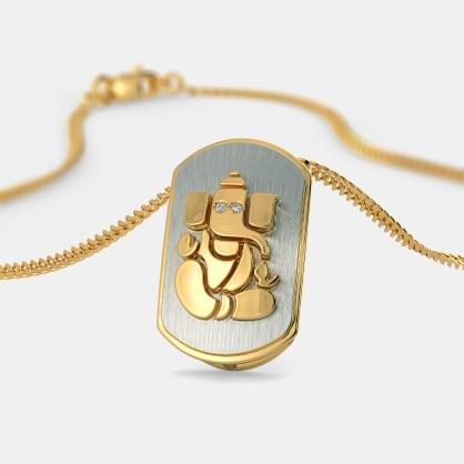 The Vinayaka Pendant