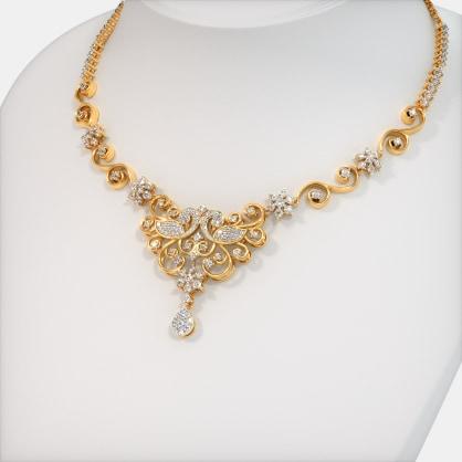 The Lavanya Mayuri Necklace