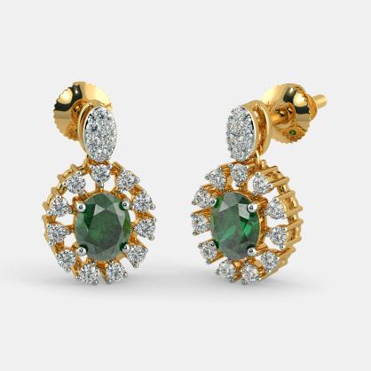The Aqsa Drop Earrings