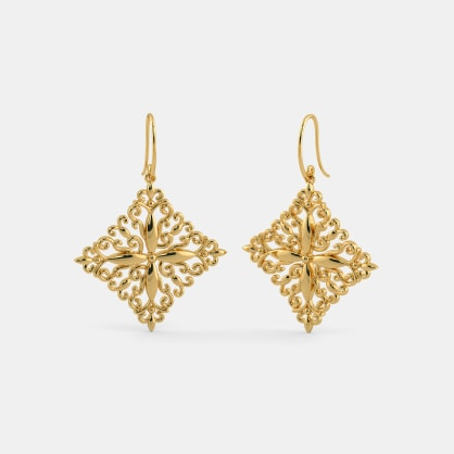 The Florally Exuberant Earrings