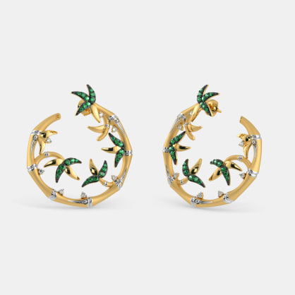 The Kalina Hoop Earrings