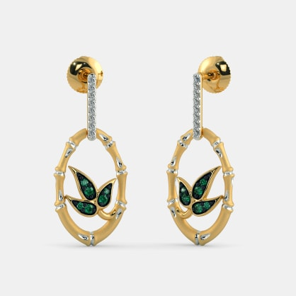 The Kasumi Drop Earrings