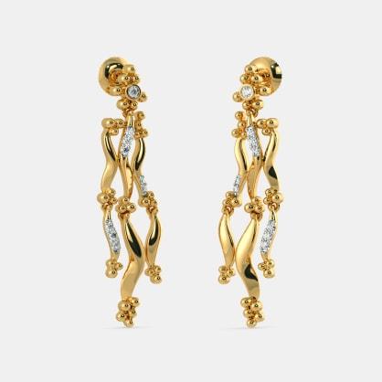 The Vanora Drop Earrings