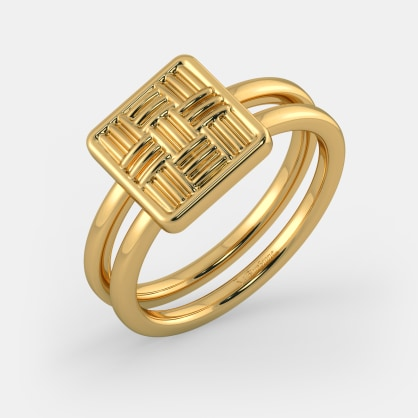 The Blissful Bond Ring