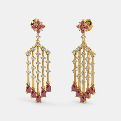 The Tamami Drop Earrings