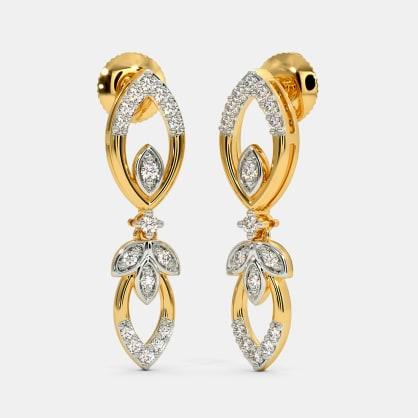 The Tilika Drop Earrings
