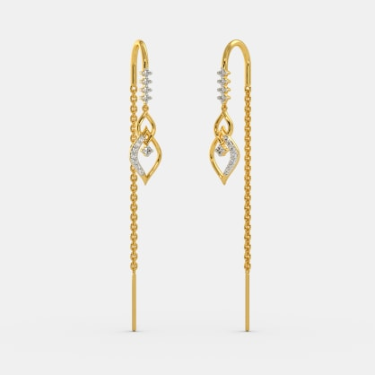 The Dastgir Sui Dhaga Earrings