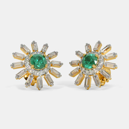 The Priyam Stud Earrings