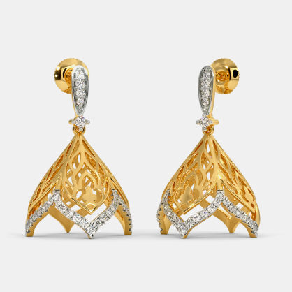 The Fletcher Drop Earrings