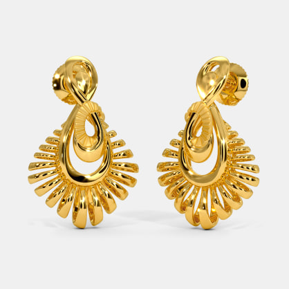 The Pravi Drop Earrings