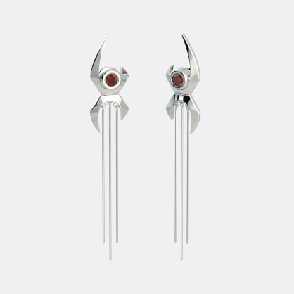 The Valiant Femme Earrings