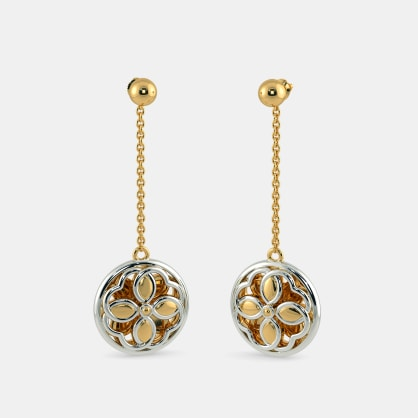 The Charlize Drop Detachable Earrings