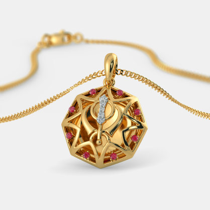 The Waheguru Pendant