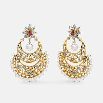 The Zufa Chand Bali Earrings