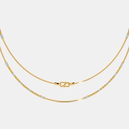 The Jessica Gold Chain
