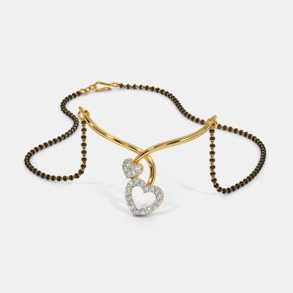 The Purstuit of Love Mangalsutra
