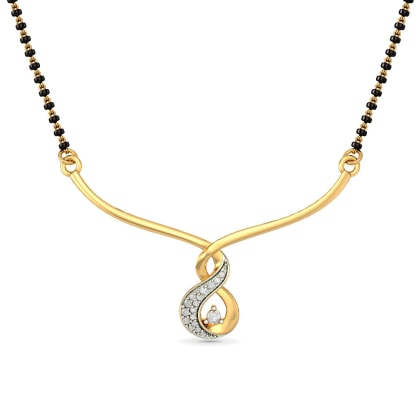 The Prayushi Mangalsutra