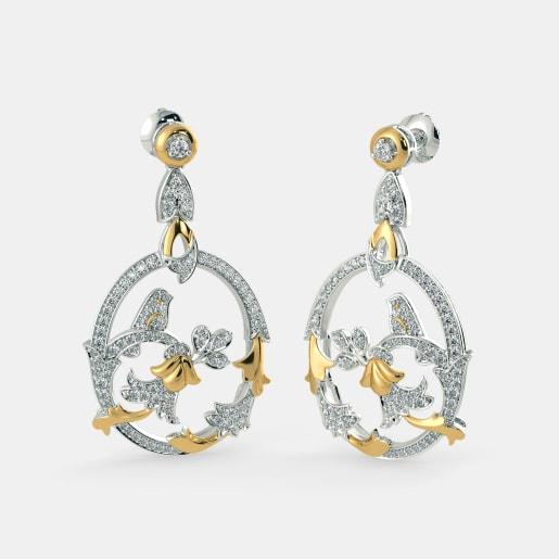The Perch Drop Earrings