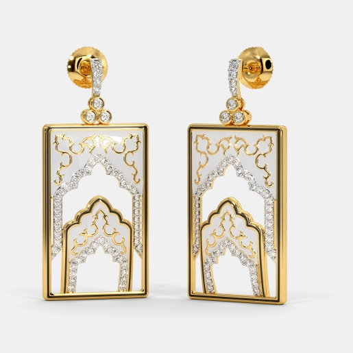The Mewari Drop Earrings