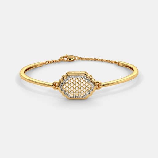 The Mewar Oval Bangle