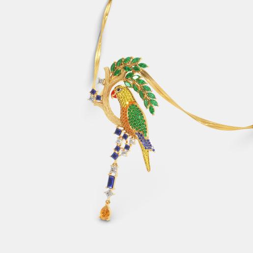 The Parrot Pendant