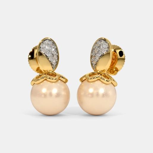 The Bulan Stud Earrings