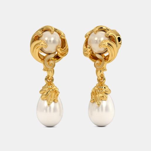 The Orin Drop Earrings