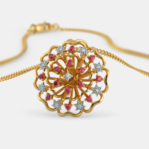 The Marigold Pendant