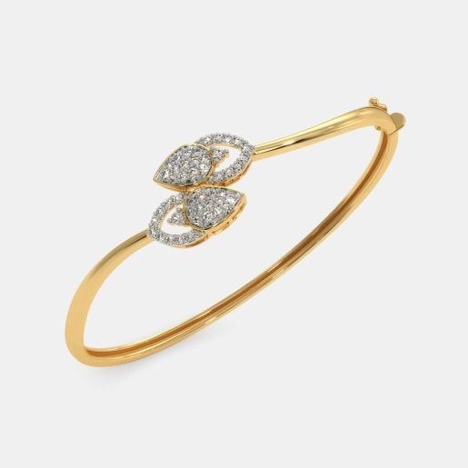 The Fidelia Oval Bangle