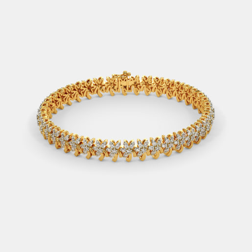 The Bay Tennis Bracelet